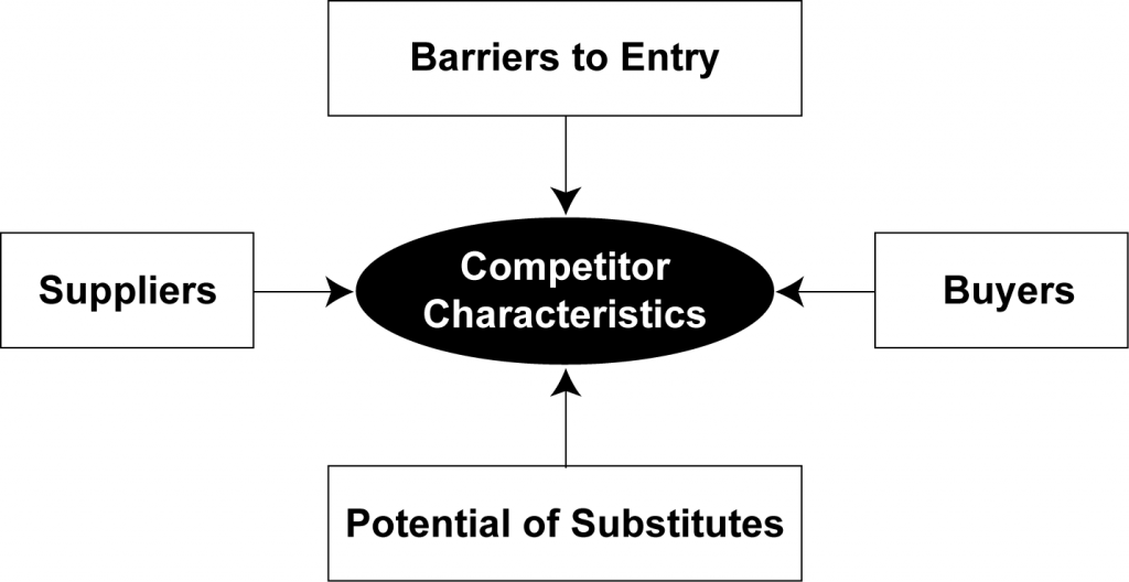 Strategic Planning - Competitor Characteristics