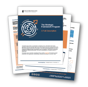 Strategic Framework Program